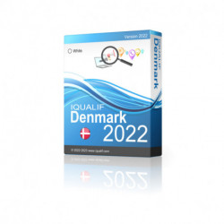 IQUALIF Belgium White, les particuliers