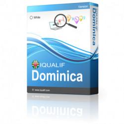 IQUALIF Dominica White, Individuals