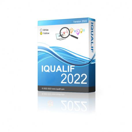 IQUALIF Andorra White, Individuals